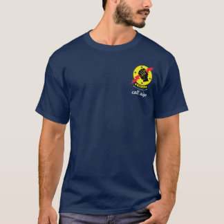 VFA-25 Dark Shirt w/Hornet