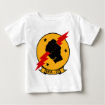 VFA - 25 Fighter Squadron Fist Of The Fleet Tee Shirt