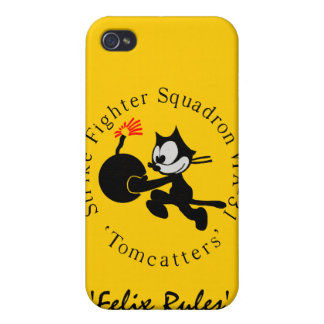 VFA-31, FELIX, 'Tomcatters iPhone 4/4S Carcasa