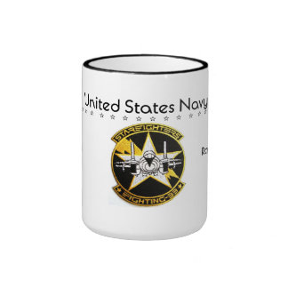 VFA-33 Starfighters Coffee Mugs