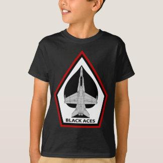 VFA - 41 Fighter Squadron Black Aces 2 T-Shirt