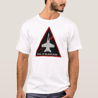 VFA - 41 Fighter Squadron Black Aces 3 T-Shirt
