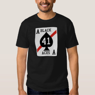 VFA - 41 Fighter Squadron Black Aces Shirts
