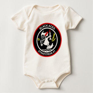 VFA - 41 Strike Fighter Squadron Baby Bodysuit