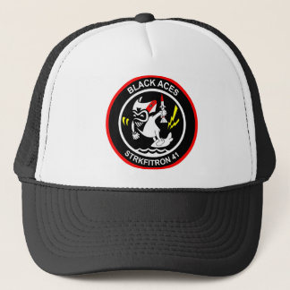 VFA - 41 Strike Fighter Squadron Trucker Hat