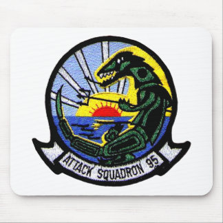 VFA 95 Green Lizards Mouse Pad