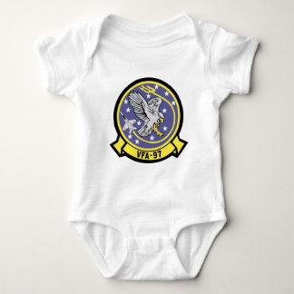 VFA-97 Warhawks Baby Bodysuit