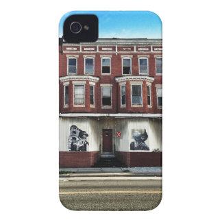 VFTBS - Calle del norte de la avenida y del enlace Carcasa Para iPhone 4 De Case-Mate