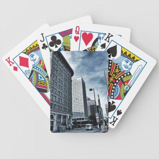 VFTBS - Howard and Baltimore Sts. Bicycle Playing Cards