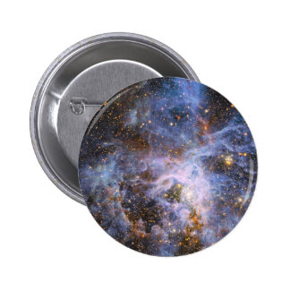 VFTS 682 in the Large Magellanic Cloud 2 Inch Round Button