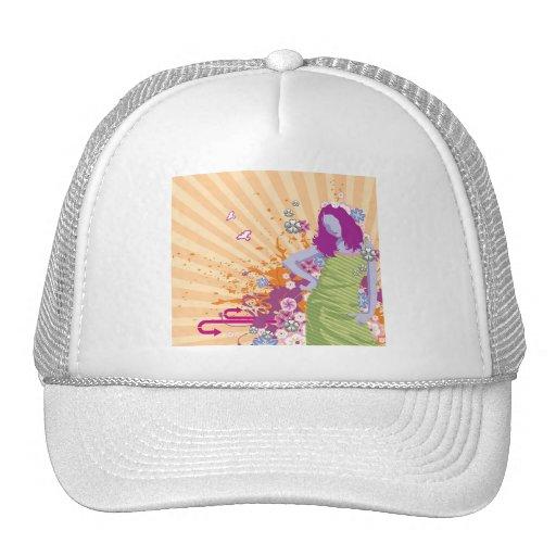vg (11) trucker hat
