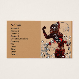 vg (6), Name, Address 1, Address 2, Contact 1, ... Business Card