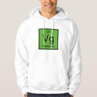 Vg Vegetarium Element Hoodie