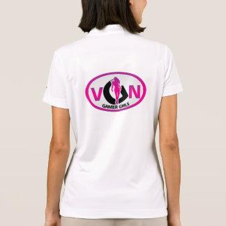 VGN Women's Polo T-Shirt