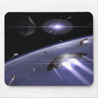VGX incoming Mouse Pad