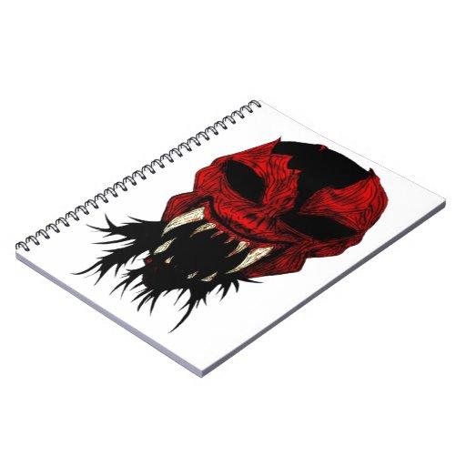 vHardCore del cuaderno de SandDevil