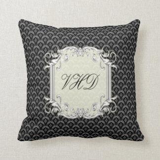 VHD Signature Silver Pillow