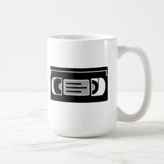 VHS Cassette Tape Coffee Mug