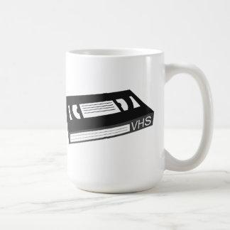 VHS Cassette Tape Mug
