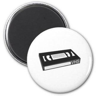 VHS Cassette Tape Refrigerator Magnet
