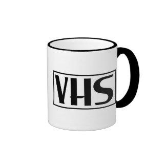 VHS Mug