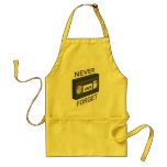 VHS, Never Forget Apron