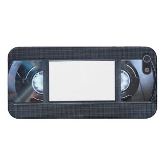 VHS Tape Case For iPhone SE/5/5s