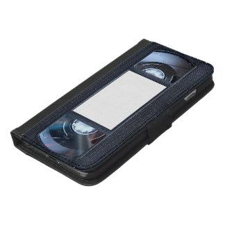 VHS Tape iPhone 6/6s Plus Wallet Case