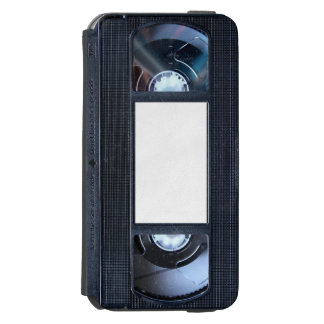 VHS Tape iPhone 6/6s Wallet Case