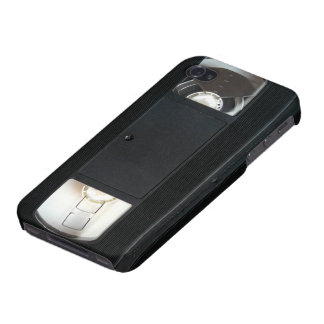 VHS Tape iPhone Case