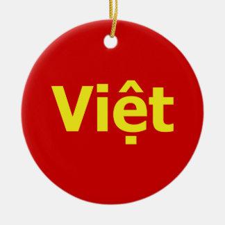Việt Ceramic Ornament