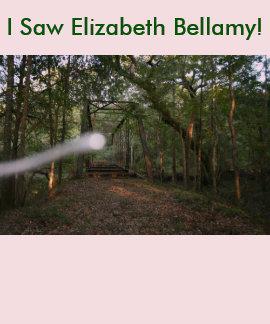 ¡Vi a Elizabeth Bellamy!  (Camiseta) Tshirts