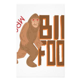 ¡Vi Bigfoot! Papeleria
