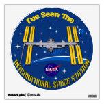 ¡Vi el ISS!!