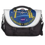 ¡Vi el ISS!! Bolsas Para Portatil