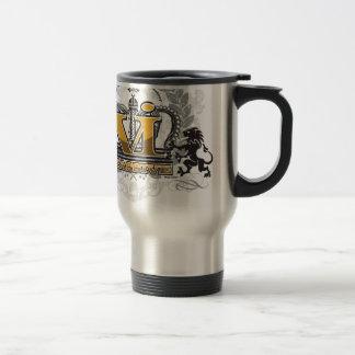 VI Massive Pride Design Travel Mug