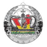 VI Massive 'Ras' Colors Dartboards