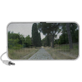 Via Appia  Appian way, roman roadway iPhone Speaker