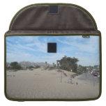Vía de acceso de la playa de estado de Ventura Funda Macbook Pro