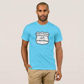 Via Duca d'Aosta: Poggio di San Remo T-Shirt