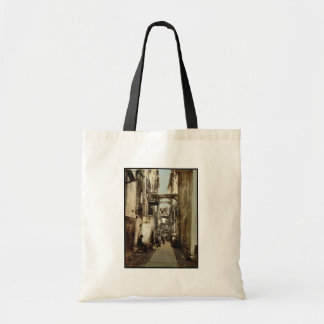 Via Guioco della Palla, San Remo, Riviera classic Canvas Bags