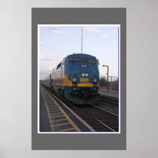 Via Rail Posters