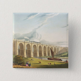 Viaduct across the Sankey Valley, plate 4 from 'Li Button