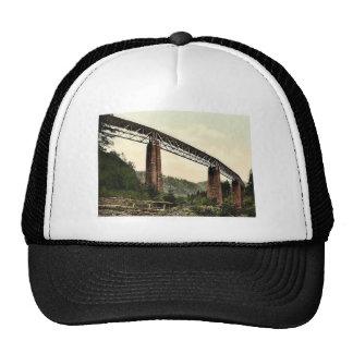 Viaduct over Ravenna Ravine Hollenthal Railway B Hats
