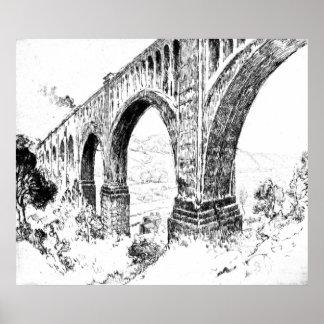 Viaducto 1919 de Lackawanna Impresiones