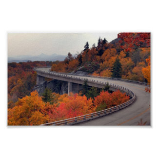 Viaducto de la ensenada de Lynn Posters