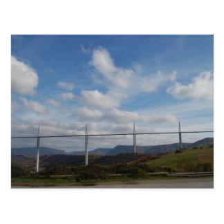 Viaducto de Millau, Francia Postales