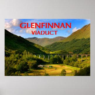 viaducto glenfinnan impresiones