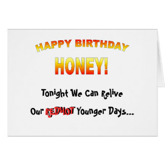 Viagra Birthday Card