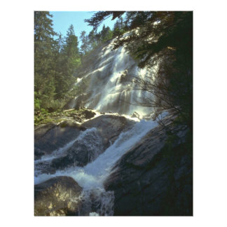 "Viajando las rocas escarpadas folleto 8.5"" x 11"""